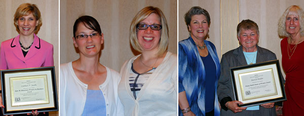 Zonta Pittsburgh Three Rivers North awards scholarships and grants to individuals and organizations in the community.